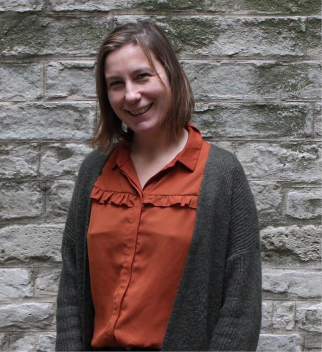 Rebecca Vandewalle, Kabinetssecretaris